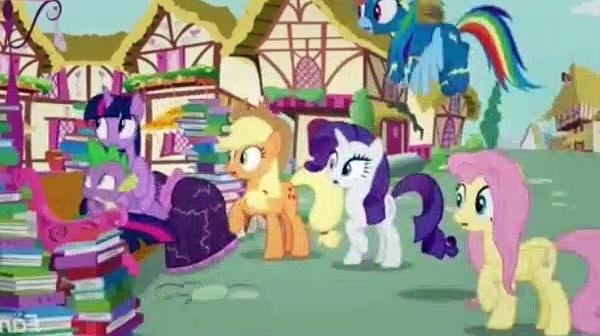 My Little Pony- Friendship Is Magic Season 8 Episode 18 – Yakity Sax