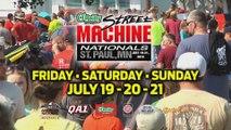 O'Reilly Auto Parts Street Machine Summer Nationals - July 19-21, 2019