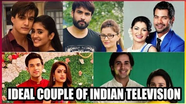 Ideal couple of Indian television