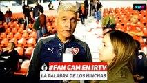 #IRTV Fan Cam vs. River ¿Cómo hay que jugar en el Monumental?