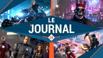 E3 2019 : UBISOFT & SQUARE ENIX , le grand débrief ! | LE JOURNAL #14