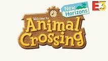 Animal Crossing : New Horizons - Trailer date de sortie E3 2019