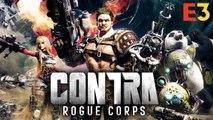 Contra : Rogue Corps - Trailer d'annonce E3 2019