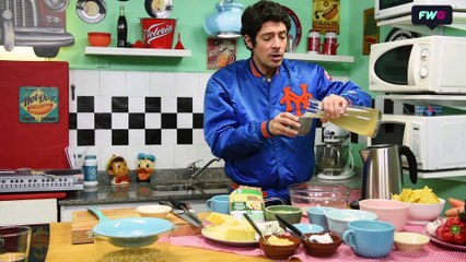 Andy Klinsman: Cocina con Set de Microondas