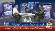 Orya Maqbool Jaaan Response On Hamza Shahbaz Asif Zardari And Altaf Hussain's Arrest..