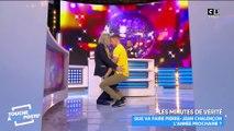 La danse sexy de Pierre-Jean Chalençon et Matthieu Delormeau