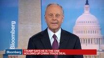 Mack McLarty Calls Trump a Disruptor, Gives President Credit on China