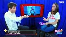 Flor Ventura: Me gusta lo que hace Jimena Barón - #HasSidoEtiquetado- Listo Lo Dijo #08