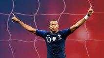 Mbappé a franchi la barre des 100 buts - Foot - Qualif. Euro - Bleus