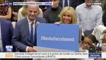 Protection de l'enfance, handicap, éducation... Brigitte Macron profite de sa notoriété pour mettre en lumière les causes qui lui importent