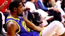 Warriors superstar Kevin Durant injures Achilles tendon