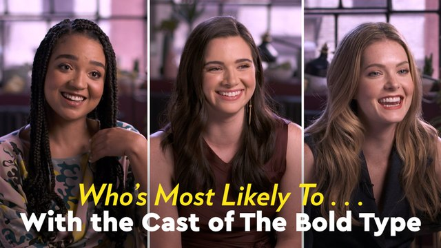 The Bold Type Cast Played