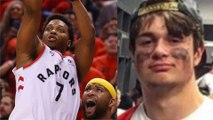 Random Dude Gets TRASHED After Being Mistaken For Kyle Lowry!