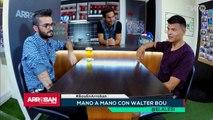 """Walter Bou con Alexis: """"A Gustavo le envidio todos los goles que tiene"""" - Arroban #207"""