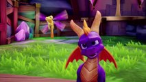Spyro Reignited Trilogy - Bande-annonce Switch
