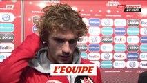 Griezmann «Après la Turquie, il fallait réagir» - Foot - Qualif. Euro - Bleus