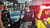 Após intensa perseguição, PM recupera veículo e detém indivíduo na Avenida Brasil