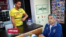 """Hernan Diaz con Marconi: """"Si yo dirigiera la Selección, mi 4 es Jose Luis Gomez"""" - Arroban #196"""