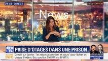 Condé-sur-Sarthe: un détenu retient un surveillant et une stagiaire en otage (2/2)