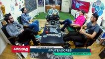 Juan Marconi y los sillonistas recuerdan a esos #Puteadores (1º parte) - Arroban #186