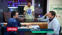 Mago Capria con Ernesto: ¿Ruben Capria actor? - Arroban #183