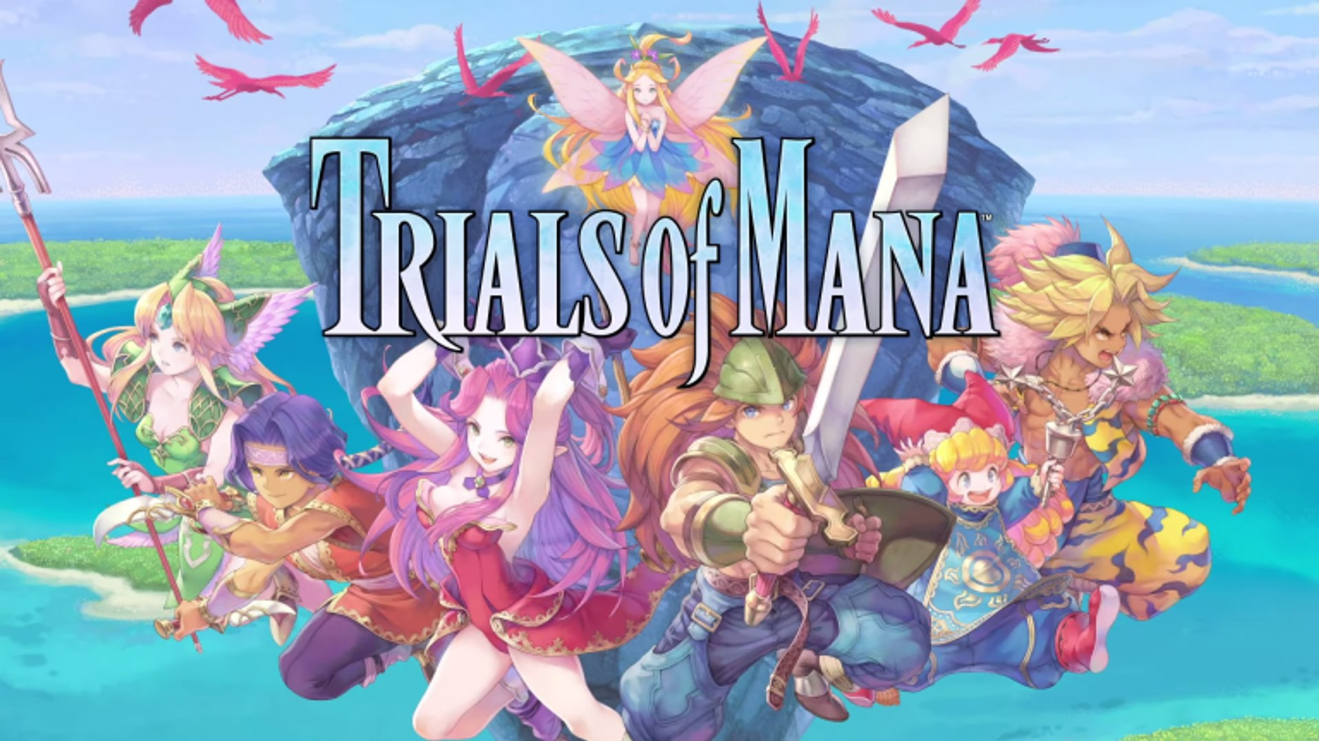 Trials of Mana - Nintendo Switch Trailer - Nintendo E3 2019
