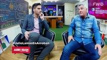"""Julio Lamas: """"A Manu le queda chico el rol de entrenador"""" - Arroban #179"""