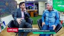 "Julio Lamas: ""Tinelli le hace bien al basket de San Lorenzo"" - Arroban #179"