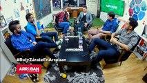 """Roly Zárate: """"Al fútbol argentino lo veo muy dificil. El jugador argentino es muy bicho"""" - Arroban #176"""