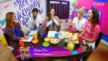 Programa #50 Agus Sierra, Mica Vázquez y Cande Molfese con Manu Viale y Facu Gambandé - Fans En Vivo 27/06/2016