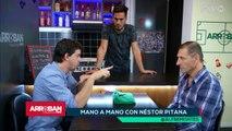 """Néstor Pitana con Alfre: """"A Maradona le pedí una foto y una camiseta"""" - Arroban #155"""