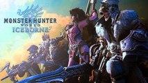 Monster Hunter World Iceborne - Welcome To Hoarfrost Reach Gameplay Trailer E3 2019