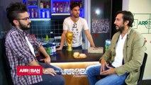 """Sebastián Rambert con Alexis: """"Al Palomo Usuriaga casi no le conocíamos la voz. Me sorprendió su final"""" - Arroban #147"""