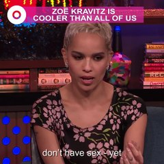 Zoë Kravitz is Cooler Than All of Us