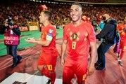 Belgique-Ecosse: réaction de Youri Tielemans