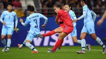 Alex Morgan's Five Goals Pace USWNT's 13-0 Thrashing of Thailand