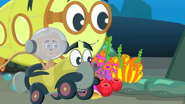 ★NEW★ THE DRAGON'S DEN | Funny Animated cartn | BRUM | cartns for Kids | cartns for children