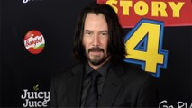 "Keanu Reeves ""Toy Story 4"" World Premiere Red Carpet"