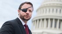 Representative Dan Crenshaw Proves Patriotism With Photo Of War Injury
