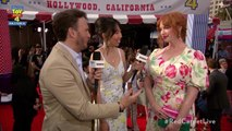 "Christina Hendricks On Getting the Part for Toy Story 4's Gaby Gaby: ""I Kept Pinching Myself"""