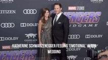 Katherine Schwarzenegger Post Wedding With Chris Pratt