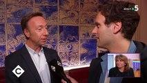 C à Vous : Stéphane Bern évoque ses petites disputes avec Emmanuel Macron