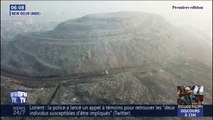 Cette horrible montagne de déchets à New Dehli est plus haute que l'Arc de Triomphe