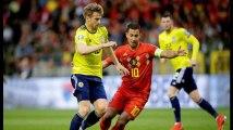 Belgique-Ecosse (3-0) : les Diables Rouges s'imposent facilement grâce à Lukaku et De Bruyne