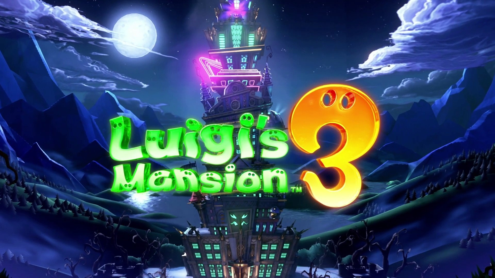Luigi's Mansion 3 - Nintendo Switch Trailer - Nintendo | E3 2019