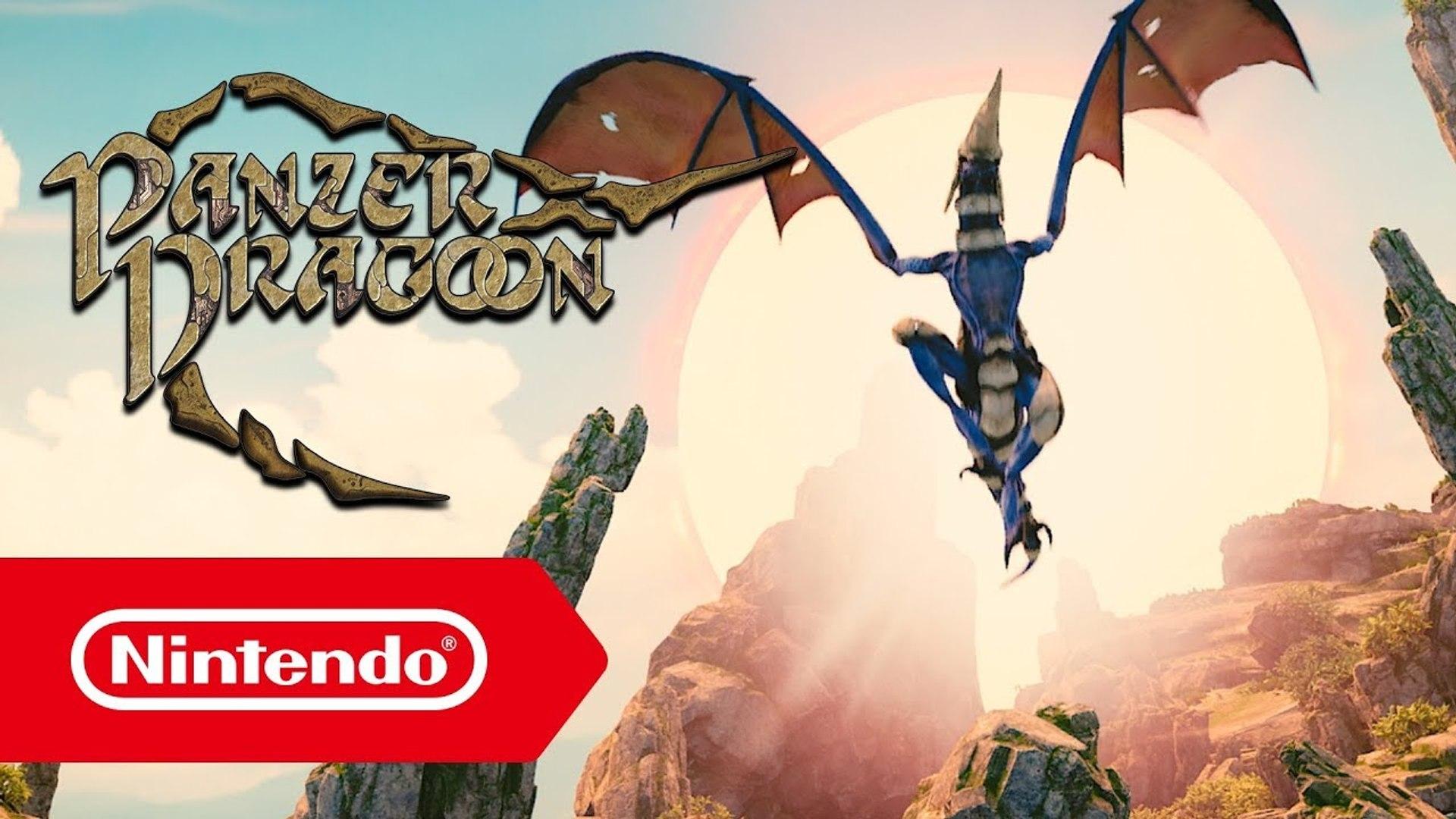 Panzer Dragoon Remake - Nintendo Switch Trailer - Nintendo | E3 2019