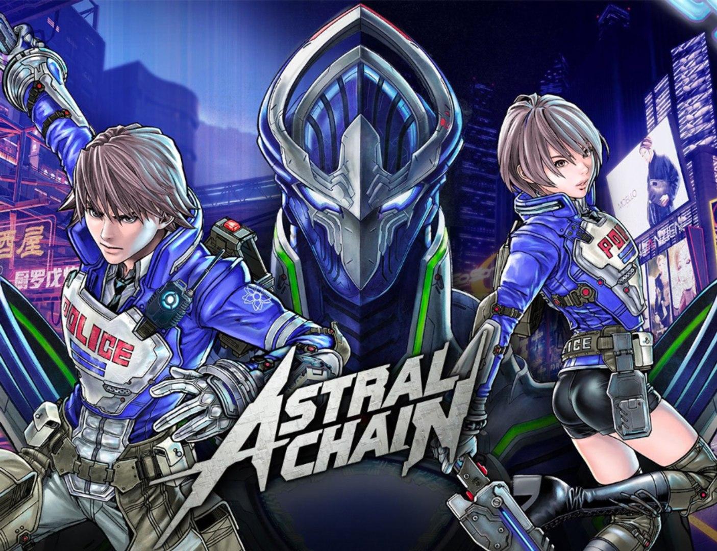 ASTRAL CHAIN - Nintendo Switch Trailer - Nintendo | E3 2019