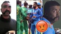 ICC Cricket World Cup 2019 : Pak TV Spoof On Abhinandan Ahead Of Ind V Pak Match || Oneindia Telugu