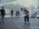 Football nike commercial - soccer - stickman vs ronaldinho