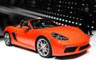 La Porsche Boxster